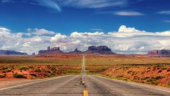 Utah monument valley state wallpaper