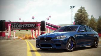 Video games bmw m5 forza horizon wallpaper