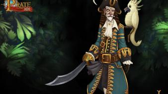 Video games captain pirate 101 Wallpaper