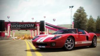 Video games ford gt forza horizon 2005 wallpaper
