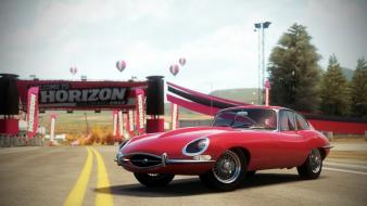 Video games jaguar 1961 forza horizon wallpaper