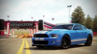 Video games shelby mustang ford forza horizon gt500 wallpaper