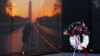 Washington dc memorial vietnam war wallpaper