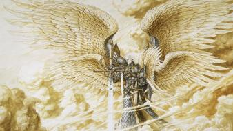 Angels heroes of might and magic archangel wallpaper