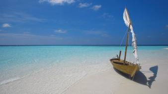 Beach maldives wallpaper
