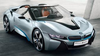 Bmw avant spyder default i8 angle base wallpaper