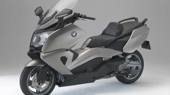 Bmw scooter wallpaper