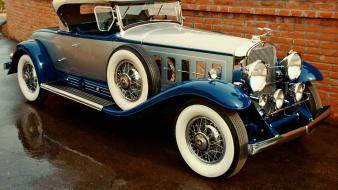 Cadillac roadster 1931 1930 wallpaper