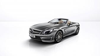 Cars amg vehicles supercars anniversary mercedes benz sl wallpaper
