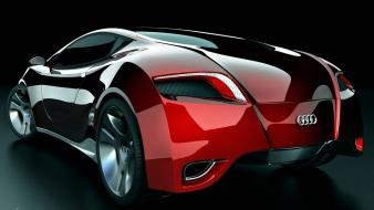Cars audi concept art vehicles Wallpaper