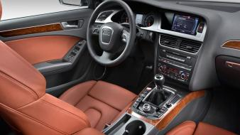 Cars audi interior avant vehicles a4 german wallpaper