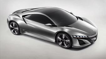 Cars concept art vehicles acura nsx wallpaper