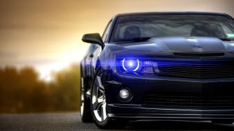 Cars vehicles chevrolet camaro ss zl1 wallpaper