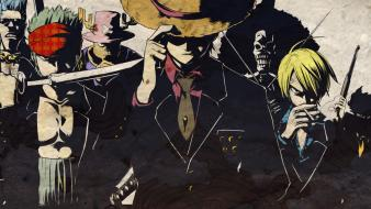 Chopper brook monkey d luffy usopp sanji wallpaper