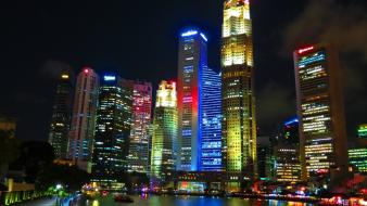 Cityscapes may singapore wallpaper
