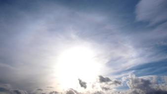 Clouds nature sunlight skyscapes skies wallpaper