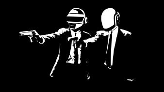 Daft punk pulp fiction wallpaper