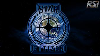 Earth star citizen roberts space industries wallpaper