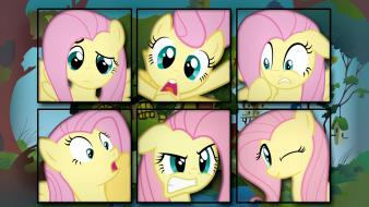 Faces cutie mark pony: friendship is magic wallpaper