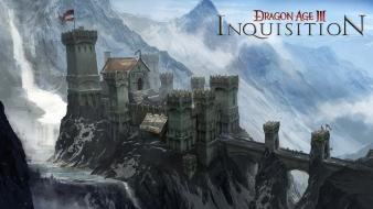 Fantasy art dragon age inquisition 3 wallpaper