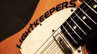 Fender guitars telecaster lightkeepers wallpaper