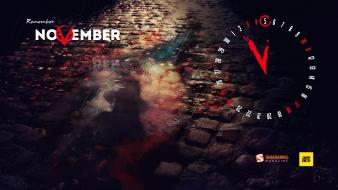 For vendetta artwork smashing magazine puddles cobblestones wallpaper