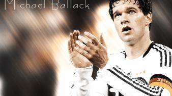 Germany soccer michael ballack wallpaper