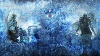 Ice assassin assassins creed 3 wallpaper