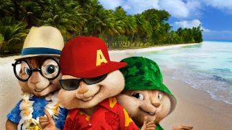 Movie posters alvin and the chipmunks wallpaper