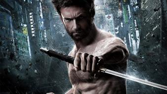 Movies hugh jackman the wolverine wallpaper