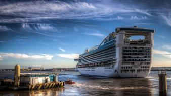 Ships hdr photography princess cruises wallpaper
