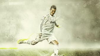Soccer cristiano ronaldo football player wallpaper