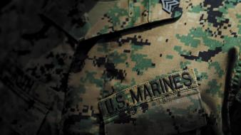 Soldiers marines wallpaper