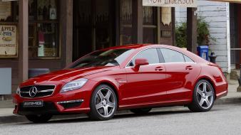 Usa amg 2010 mercedes cls 63 r30 benz wallpaper