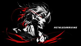 Video games artwork metal gear rising: revengeance wallpaper