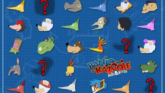 Video games nuts banjo kazooie wallpaper
