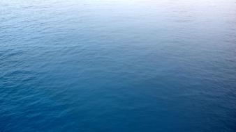 Water blue nature calm sea wallpaper