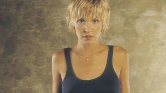 Ashley scott wallpaper