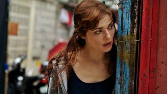 Brunettes women rachel weisz the bourne legacy wallpaper