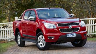 Cars holden pickup trucks colorado wallpaper