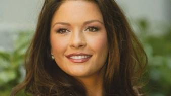 Catherina zeta jones face wallpaper