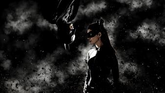 Catwoman christian bale the dark knight rises Wallpaper