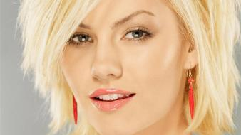 Elisha cuthbert cute face Wallpaper