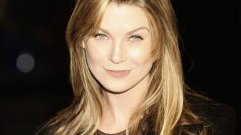 Ellen pompeo face wallpaper