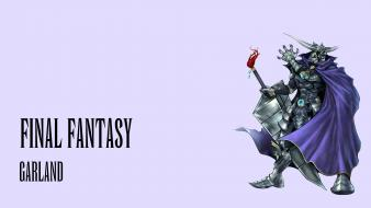 Final fantasy dissidia garland wallpaper