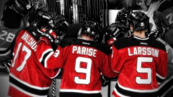 Hockey new jersey devils ilya kovalchuk zach parise wallpaper