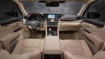 Lexus ls ls460 2012 wallpaper