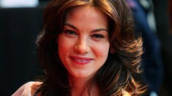Michelle Monaghan Face wallpaper