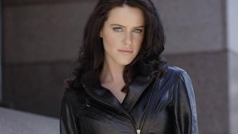 Michelle Ryan Sexy Black wallpaper