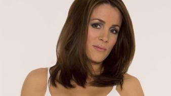 Natalie Pinkham Face wallpaper